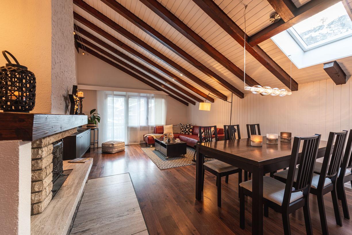 4 zimmer wohnung allegra ihr ferienhaus in zermatt for 3 zimmer wohnungen lubeck