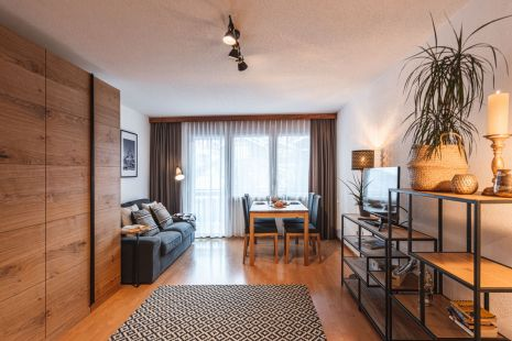 1- room appartment